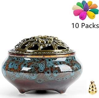 Best ceramic incense burner Reviews