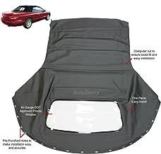 Best chrysler sebring convertible back window Reviews