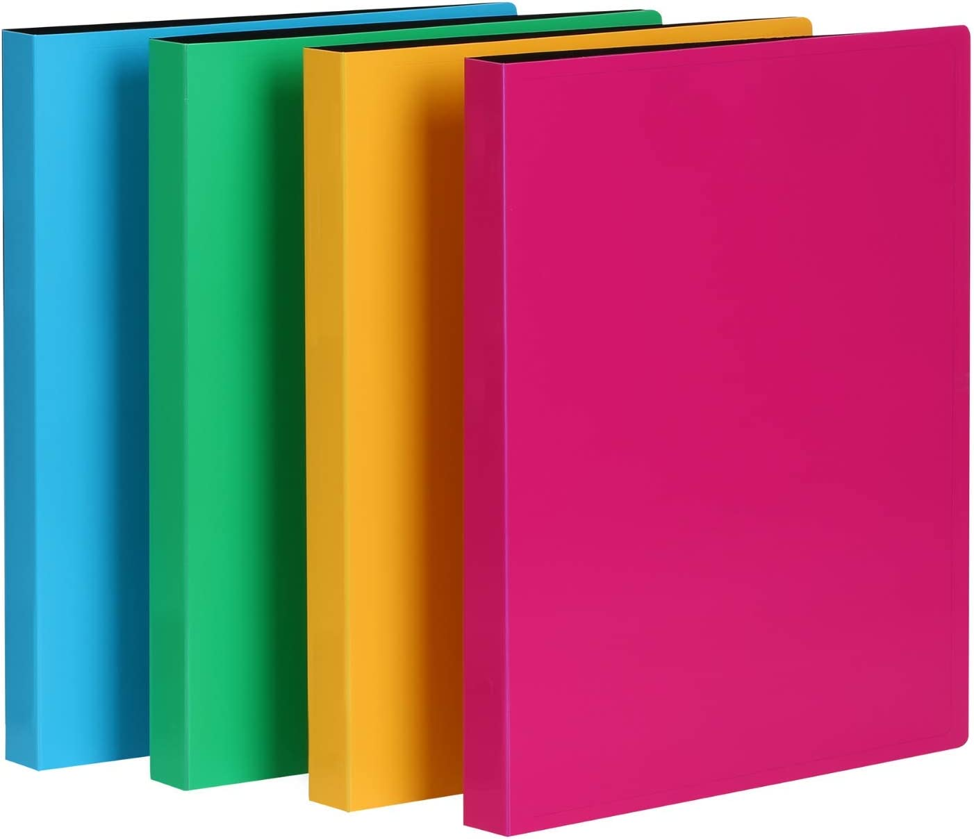 CRANBURY Assorted Color Presentation Books Popular Courier shipping free - P Colorful 4-Pack