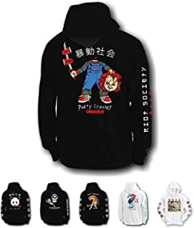 Men's Graphic Hoodie Hooded Sweatshirt