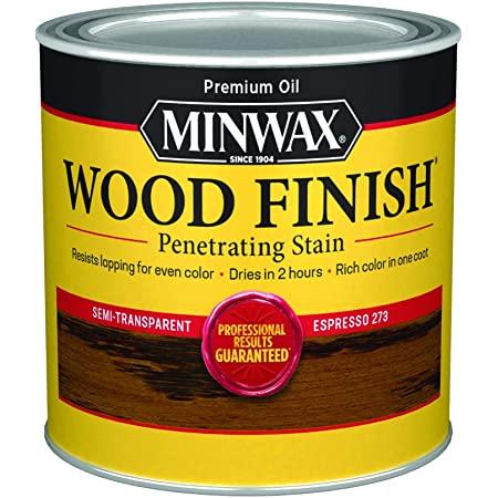 Minwax 223304444 - Tinte para madera interior penetrante 1/2 ...