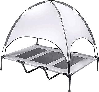 BAOLE Tipi tält för husdjur hundtält utomhus katttält sällskapsdjur tält hund sällskapsdjur kennel hundtält hundbädd tält ...