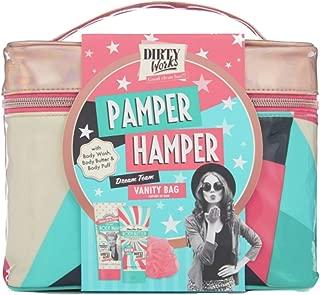 Dirty Works Pamper Hamper Vanity Bag & Body Gift Set