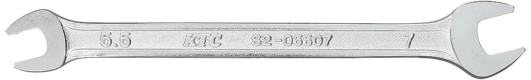 KTC(ケーテーシー) スパナ S2-05507-F