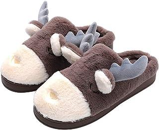 Image of Deer Slippers for Men
