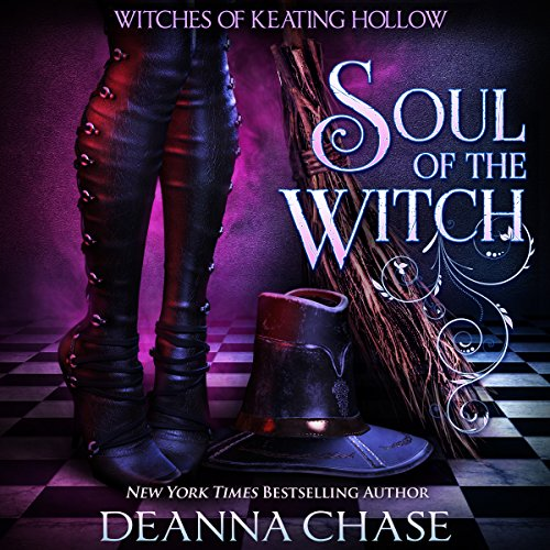Soul of the Witch audiobook cover art