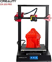 Creality 3D Printer Upgraded CR-10S Pro with Auto-Level, Touch Screen, Capricorn PTFE and Bondtech Extruder Dual Gears, Large Printing Size 310mmx320mmx400mm