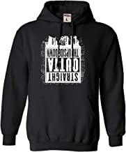 Go All Out Adult Straight Outta The Upside Down Sweatshirt Hoodie