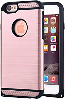 iPhone 6, 6S 4.7 Grace Case, 10 Color Options, Tough, Hard Wearing Case to Protect Your iPhone by Foxx Electronics (Pink)