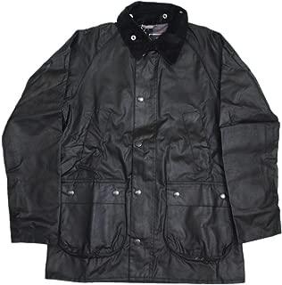 (バブアー) BARBOUR 38756-009 BEDALE SL オイルド ジャケット BLACK BBR001