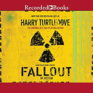 Fallout                   Auteur(s):                                                                                                                                 Harry Turtledove                               Narrateur(s):                                                                                                                                 Henry Strozier                      Durée: 16 h et 34 min     1 évaluation     Au global 4,0