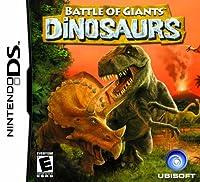 Battle of Giants Dinosaurs (輸入版:北米) DS