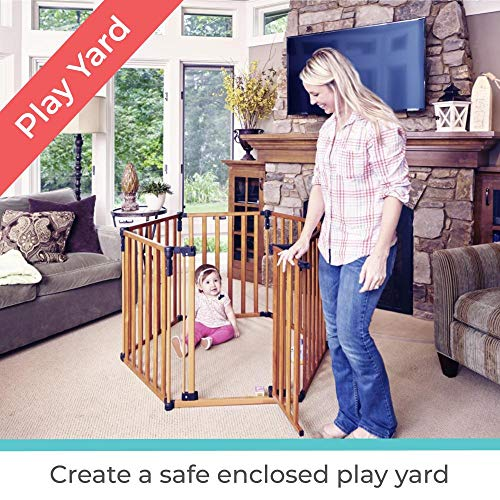 The TOP 7 Best Free Standing Baby Gates 2021 Review