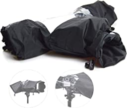 AOLEE Professional Camera Rain Cover Camera Dust Cover Dustproof Waterproof Camera Cover Made High-Density Waterproof Nylon Material Suitable for All Kinds Lens
