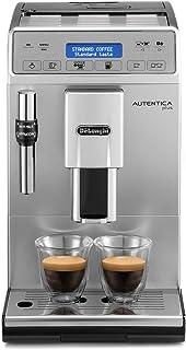 comprar comparacion De'Longhi Autentica Plus - Cafetera Superautomática Espresso y Cappuccino, Depósito de Agua 1.4 l, Pantalla LCD y Panel Tá...