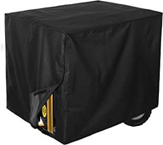 Suwimut Waterproof Universal Generator Cover 32 x 24 x 24 Inch, Weather UV Resistant Heavy Duty Cover for Portable Generat...