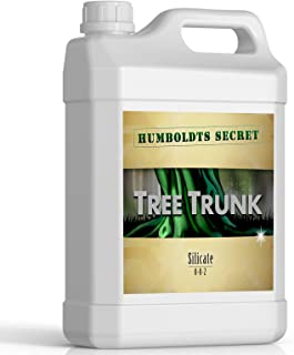 Humboldts Secret Tree Trunk - Silicate Additive - Advanced Nutrients - Indoor Plant Food - Hydroponic Nutrients - Strengthens Plant Tissue - Liquid Fertilizer - 32 Ounces
