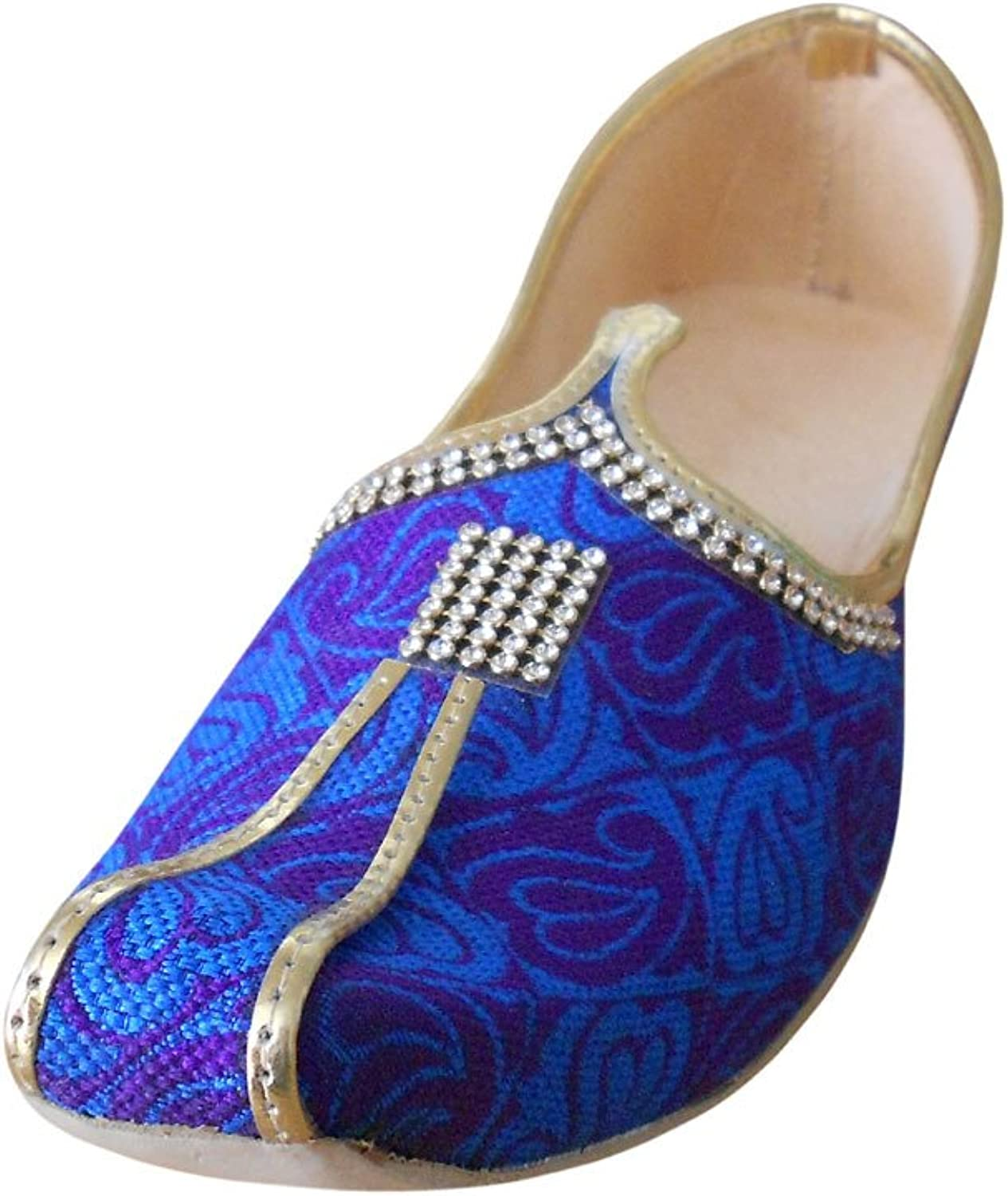 Kalra Creations Men's Traditional Jutti Indian Wedding Stylish shoes