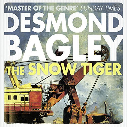 The Snow Tiger cover art