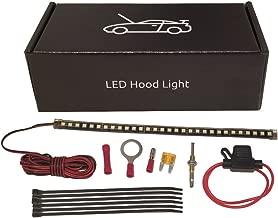 Under Hood LED Light Kit for 2016+ Toyota Tacoma - Automatic on/off