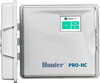SPW Hunter PRO-HC PHC-1200i 12 Zone Indoor Residential/Professional Grade Wi-Fi Controller With Hydrawise Web-based Software - 12 Station - Internet Android iPhone App