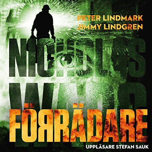 Förrädare audiobook cover art