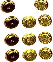 DNJ Freeze Plug Set (Brass) FPS950