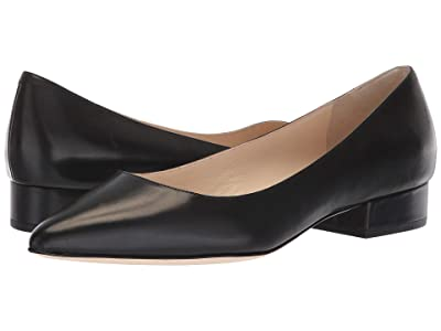 Cole Haan Vesta Skimmer (Black Leather) Women