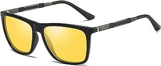 TUKNON Gafas de conducción nocturna Gafas de sol Polarizado para de la conduccion nocturna/la motos nocturna/la bicicletas...