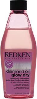 Redken Diamond Oil Glow Dry Detangling Conditioner, 1000ml