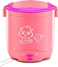 mode mini rijstkoker student slaapzaal huishouden schattige kleine rijstkoker 1.2L multifunctionele elektrische draagbare ...