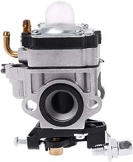 Carburador cortacésped de dos tiempos, carburador para motores de 2 tiempos de 40 cc a 49 cc, cambio de cortacésped y desbrozadora, accesorios