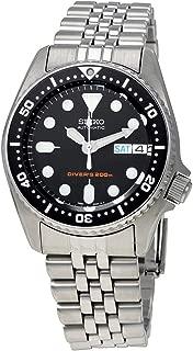 SKX013K2 Black Dial Automatic Divers Midsize Watch