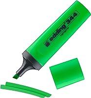 Edding 344 fosforlu kalem, açık yeşil