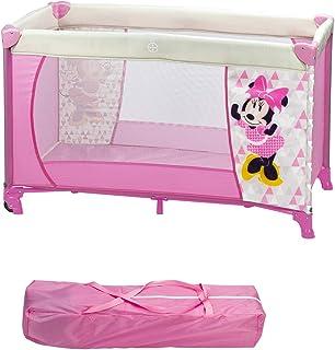 Cuna Viaje Minnie Disney con Ruedas