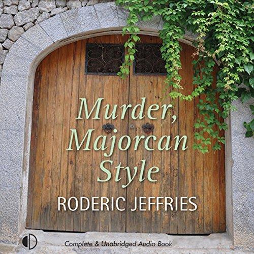 Murder, Majorcan Style cover art
