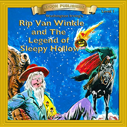 Rip Van Winkle and the Legend of Sleepy Hollow cover art