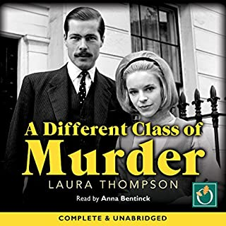 A Different Class of Murder cover art
