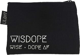 Zipper bag Affirmation. Wisdope