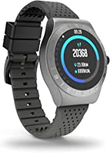Q Fitness Tracker Watch/Picture as Watch face/Activity/Health/Hannspree Hanns.w (Gunmetal Black)