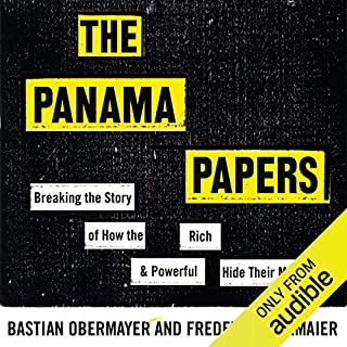 The Panama Papers cover art