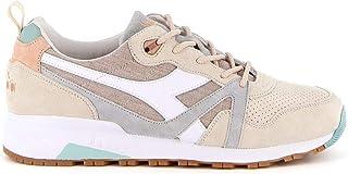 Luxury Fashion | Diadora Heritage Men 20117580125091 Beige Leather Sneakers | Spring-summer 20