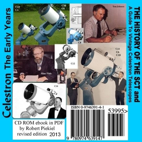 Price comparison product image Celestron The Early Years