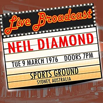 Live Broadcast 9th March 1976 Sports Ground Sydney