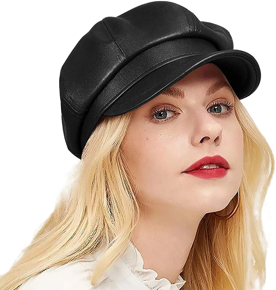 ColorSun Women's Newsboy Caps Beret Ladies 5 ☆ very popular Hat for Fashion National products