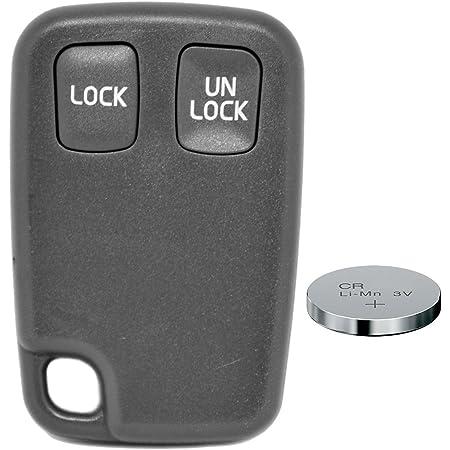 Auto Schlüssel Funk Fernbedienung 1x Fernbedienung Elektronik