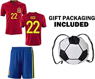 Best isco soccer jersey Reviews