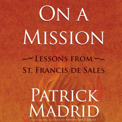 On a Mission audiobook cover art