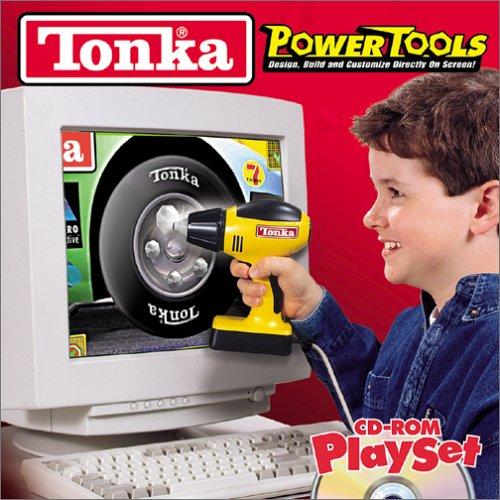 Tonka Power Tools Playset