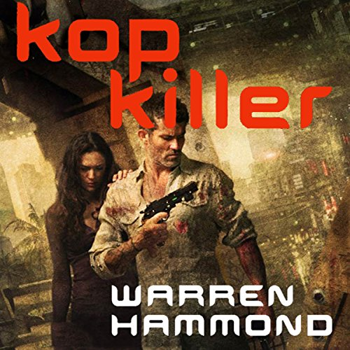 KOP Killer audiobook cover art